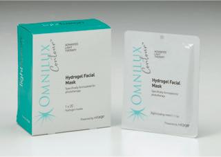 omnilux contour facial mask pkg